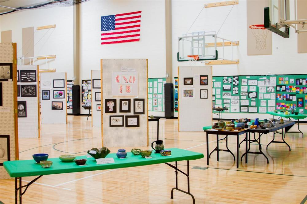Come see Art Fest 2018 from June 4-7 featuring 1,000 pieces of K-12 art!