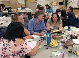 Woodland Public Schools' staff spend summers working to prepare for 2018-19 school year