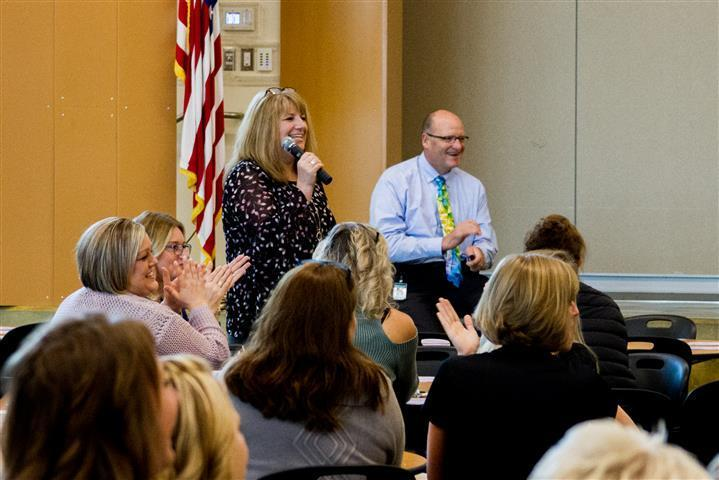 Woodland Public Schools staff kicks off new school year by reflecting on current progress and setting future goals