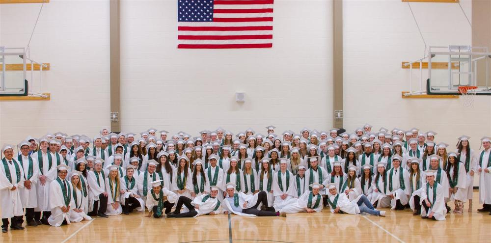 Woodland High School and TEAM High School celebrate the graduates of the Class of 2019