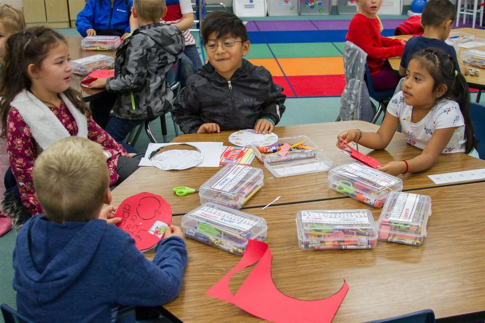 Columbia Elementary receives $60,000 grant for Dual Language Program