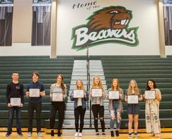 Woodland High School celebrates its Top 5% GPA Earners!