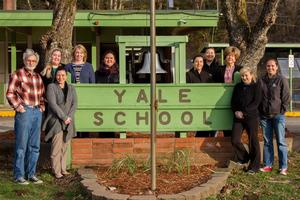Yale Elementary School attracts teachers looking for a non-traditional classroom experience