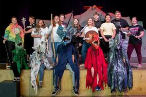"Travel to a fantasy world with the WHS Drama Club and ""She Kills Monsters"""