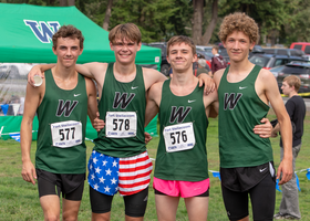 Cross Country isn't Easy, But the Comradery is Worth it