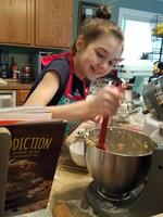 Woodland Middle School student and aspiring baker donates more than $600 in cookie sales to special education preschool program