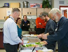KWRL holds luncheon to appreciate transportation staff