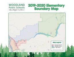 The Board of Directors approves boundary plan for reconfigured elementary schools in 2019-2020