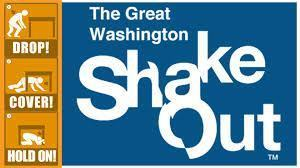 The Great Washington Shake-Out 2018
