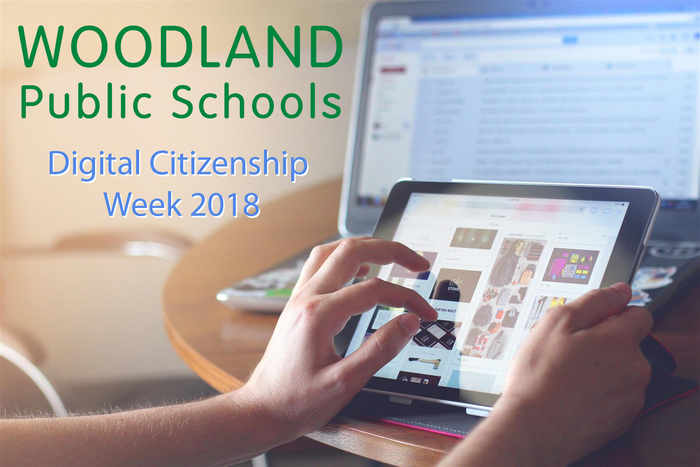 Digital Citizenship Week teaches students how to use technology responsibly from November 5-9.