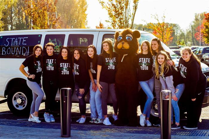 The WHS Lady Beavers prepare to go to State Finals in 2018