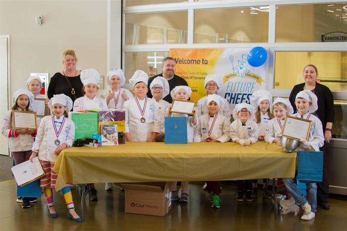 Woodland Public Schools Future Chefs of America 2019 Event