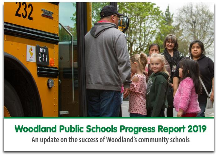Woodland Public Schools Progress Report 2019