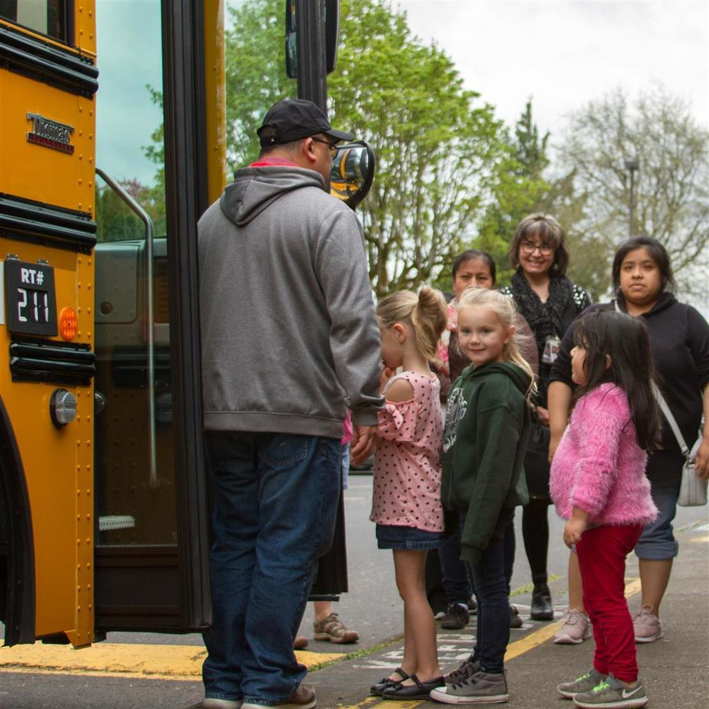Register at KWRL for 2019-2020 bus transportation