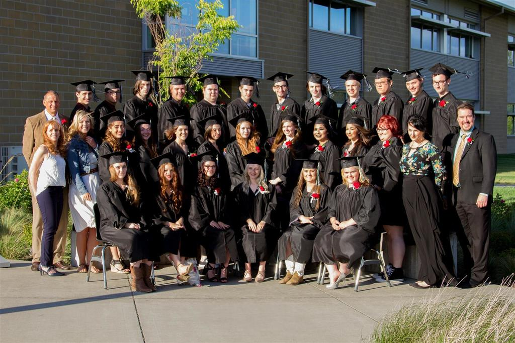 TEAM High School Commencement 2018