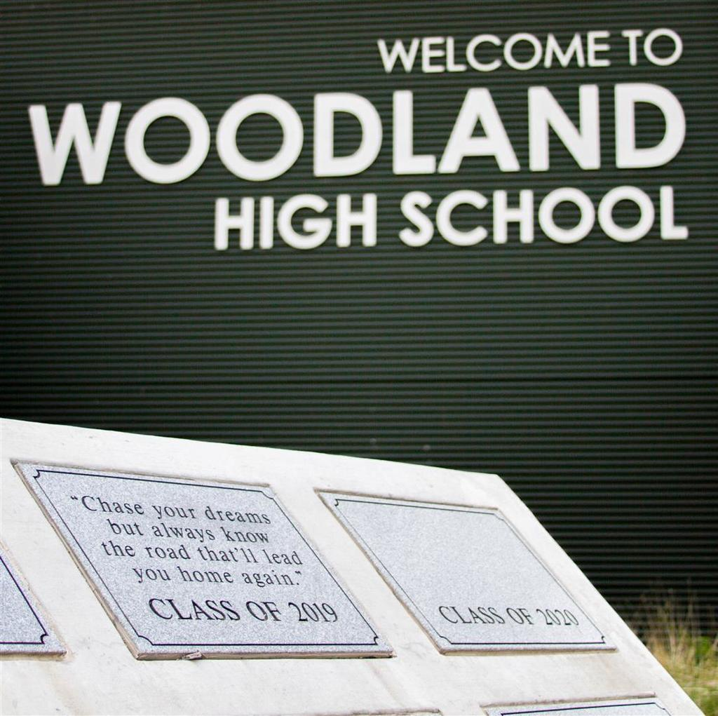 Woodland High School Commencement 2019