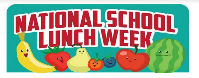 National School Lunch Week - Logo