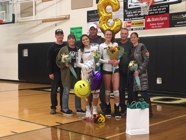 vb senior night