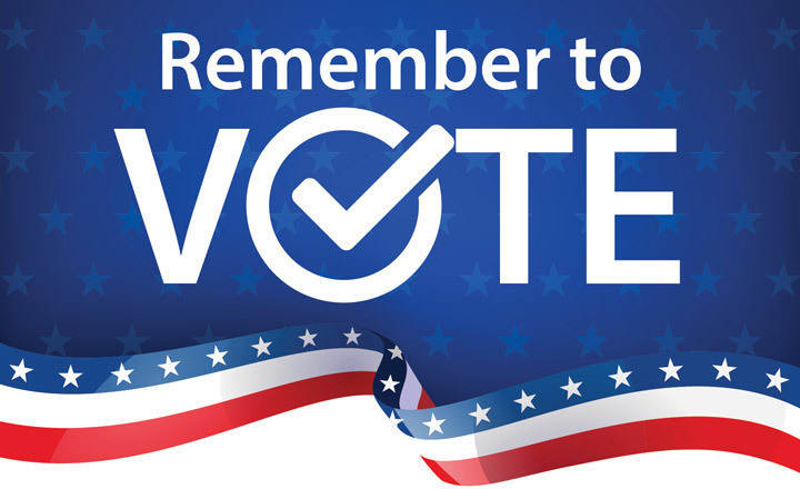 Election Day is Tuesday, February 11, 2020 - REMEMBER TO VOTE!