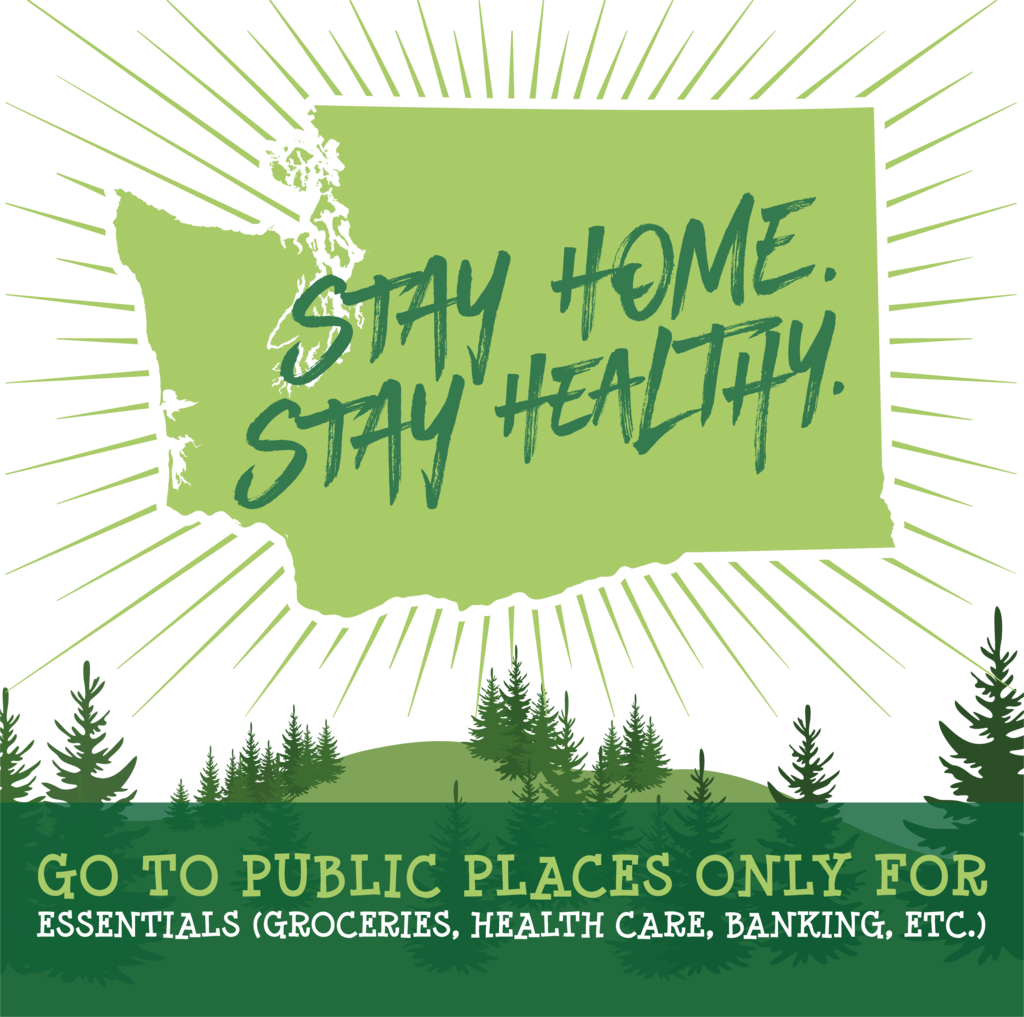 Stay Home, Stay Healthy