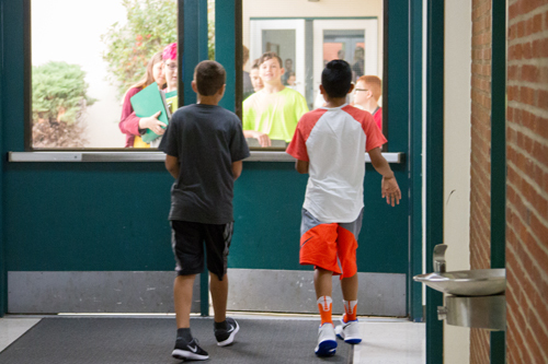 All schools practice regular safety drills to prepare for emergencies including evacuation, earthquake, Shelter-in-Place, and both internal and external lockdowns.