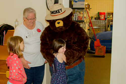 Smokey the Bear has been the Forest Service mascot and teacher of fire safety since 1950