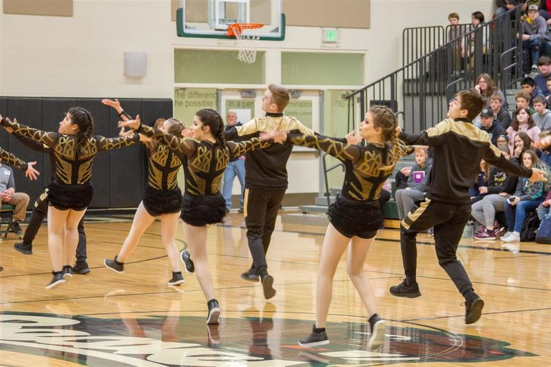 WHS Dance Team