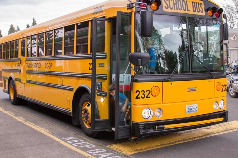 School starts August 27 - Register for bus service now!