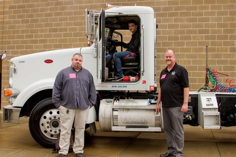 Nearly 50 companies looking for new employees (including Tribeca Transport pictured here) will attend the Woodland Works Job Fair at Woodland High School on Thursday, October 24 from 1 p.m. 4 p.m.